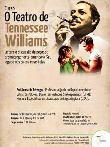 Curso Tennessee Williams